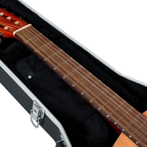 Hard Case Para Violão Classico Gator Estojo Deluxe Gc-classic-4pk
