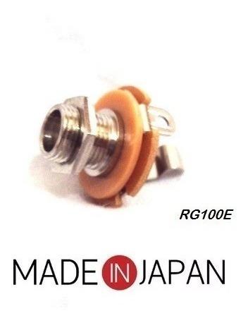Jack Mono Gotoh Rg100e