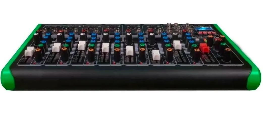 Mesa de Som Pro Bass PM1224BT 6 Canais