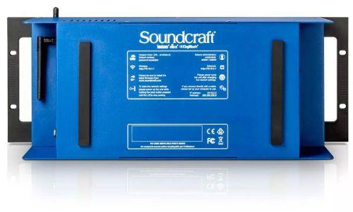 Mesa Digital Soundcraft Ui24r Com Bag Ui-24r