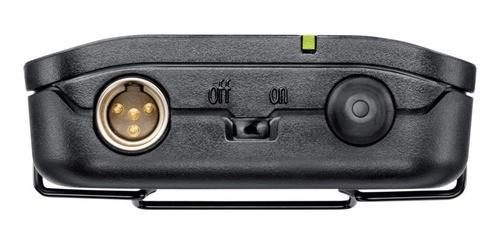Microfone Sem Fio Shure Blx para Instrumentos Blx14br B98 M15