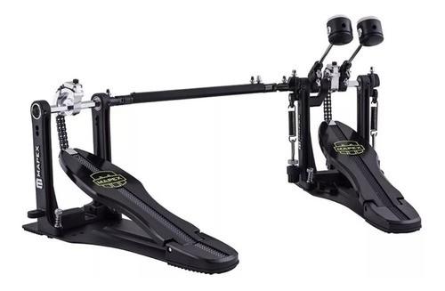 Pedal De Bumbo Duplo Mapex P800tw com Bag
