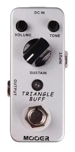 Pedal Mooer Mtbf de Guitarra Triangle Buff Fuzz