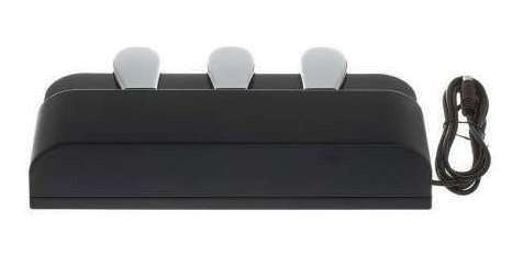 Pedal Sustain Triplo Casio para Piano SP-34