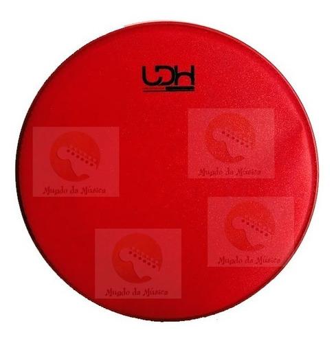 Pele de Caixa Luen 14 Ldh One Thin Porosa Coated Vermelha