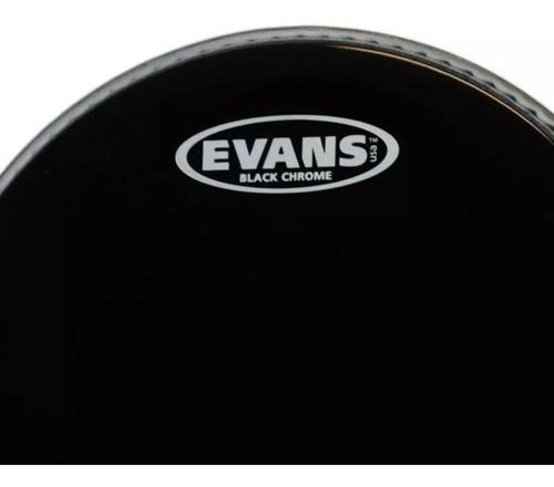 Pele Evans Tt12chr Hidraulica 12 Preta Black Chrome