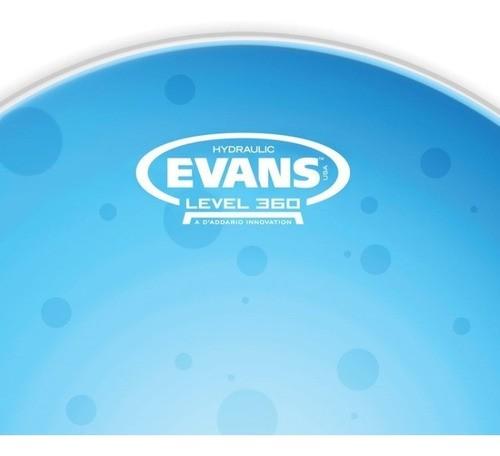 Pele Hidráulica Blue Evans Azul 12 Polegadas Tt12hb