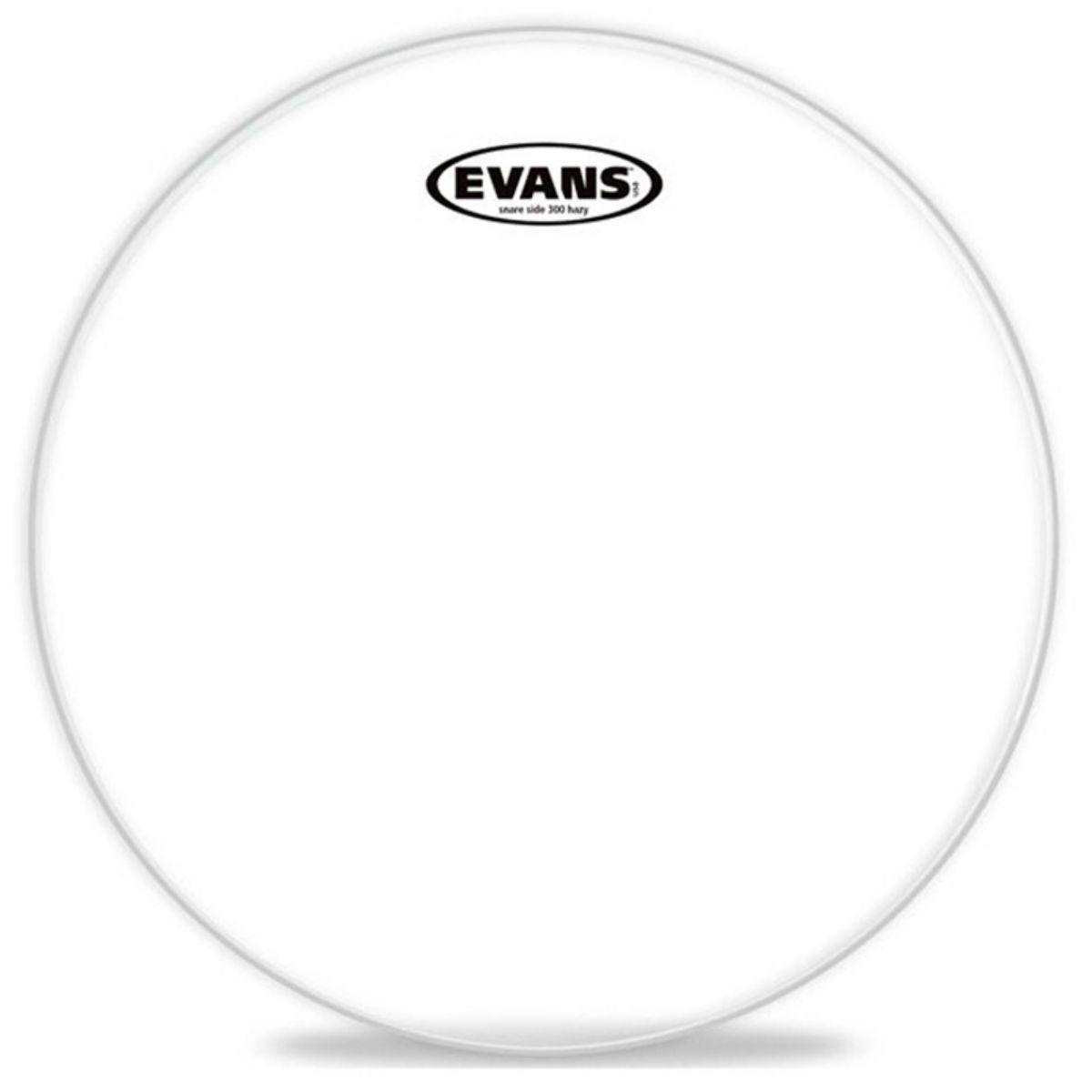 Pele  Resposta para Caixa 14 Evans Hazy 300 S14h30