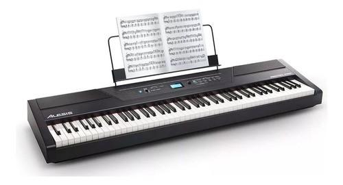 Piano Digital Alesis Recital Pro 88 Teclas