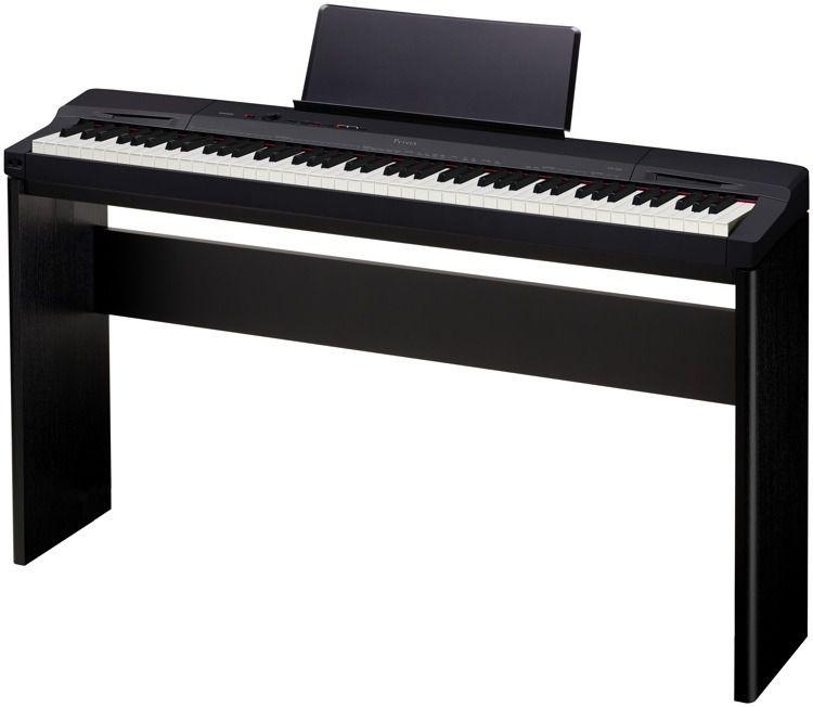 Piano Digital Casio Privia Px160 Com Base Suporte Casio