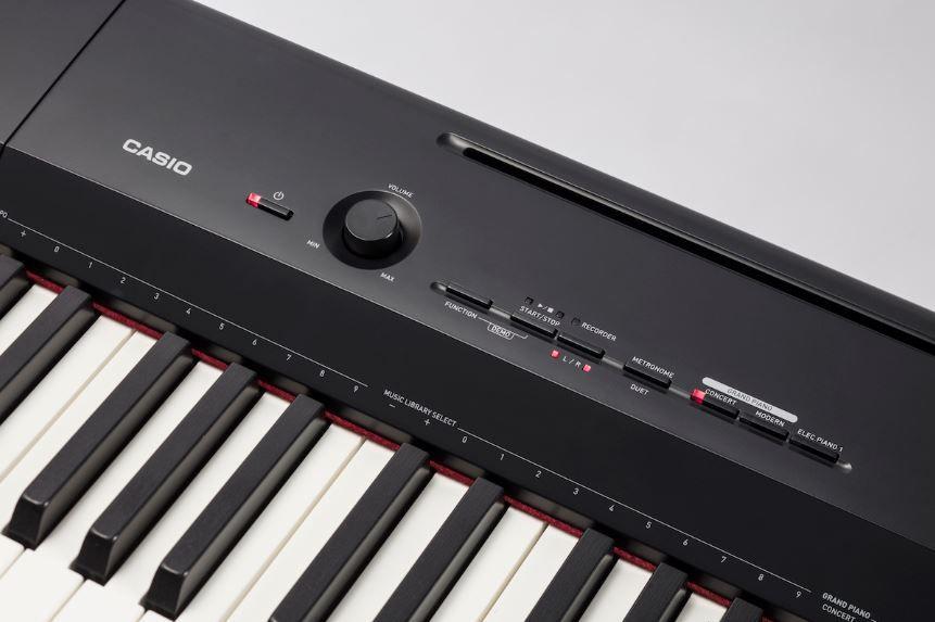 Piano Digital Casio Privia Px-160 Bk Profissional