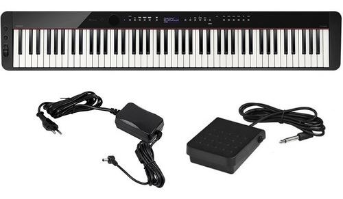 Piano Digital Casio Privia Px-s3000 Bk