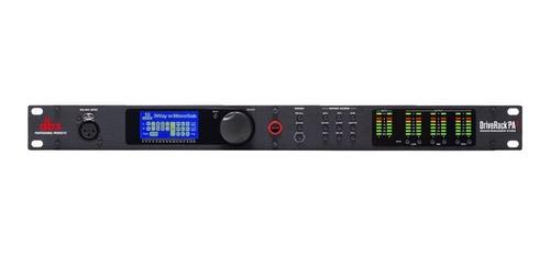 Processador de Áudio Dbx Driverack Pa2 - 220V