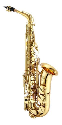 Saxofone Alto Jupiter Jas500 com Case Luxo