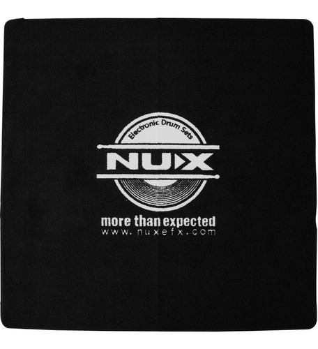 Tapete Para Bateria Eletrônica Nux - Emborrachado