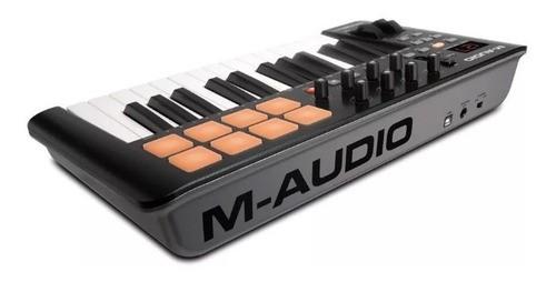 Teclado Controlador M-audio Oxygen 25 V4 Midi