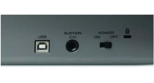 Teclado Controlador Midi Usb 8 Pad M-audio Oxygen 49 V4