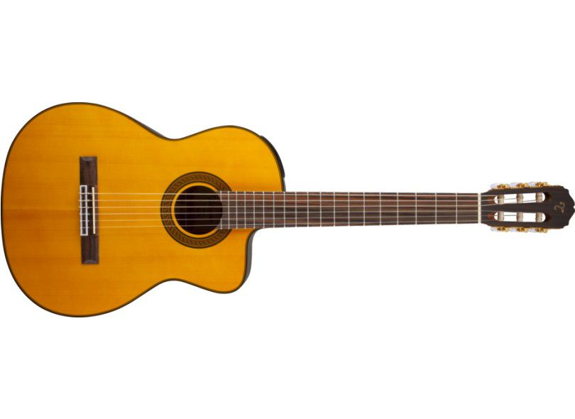 Violão Takamine Gc-5 Ce  Nylon Natural
