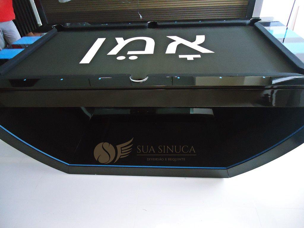 Mesa de Sinuca Pérola  - Sua Sinuca