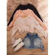 CROPPED TRICOT ISADORA