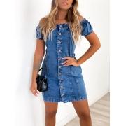 Vestido Jeans Ellen