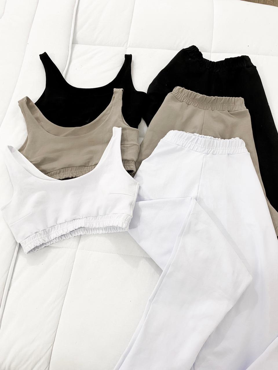 Calça Cotton