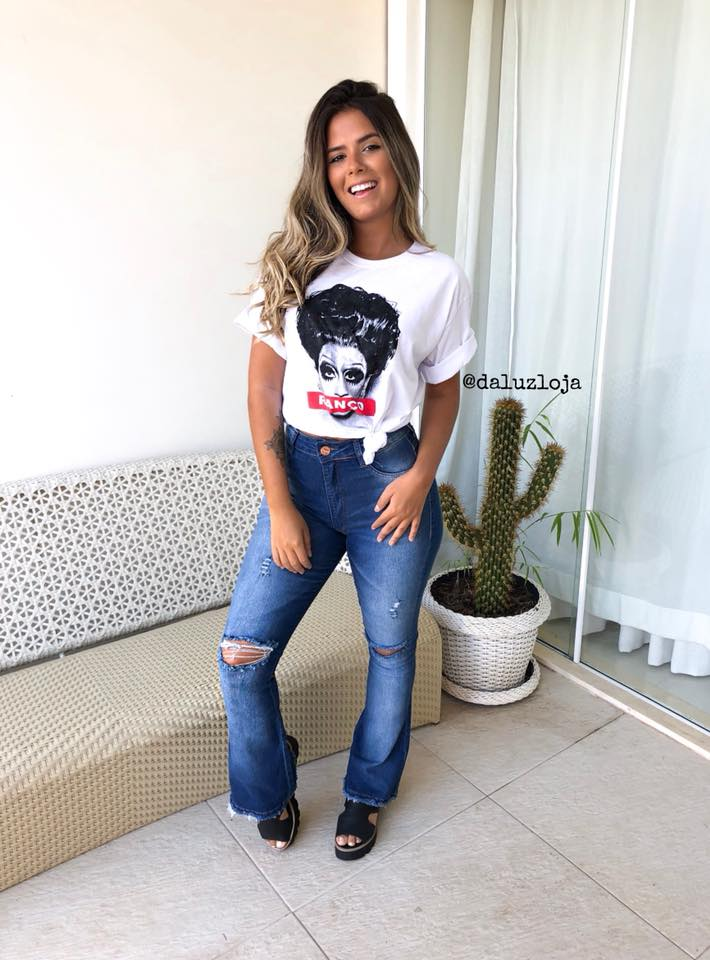 @CALÇA JEANS FLARE (ALL JEANS)
