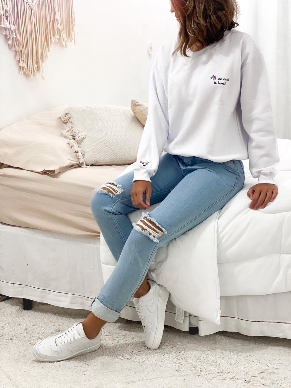 Calça Jeans Ingrid