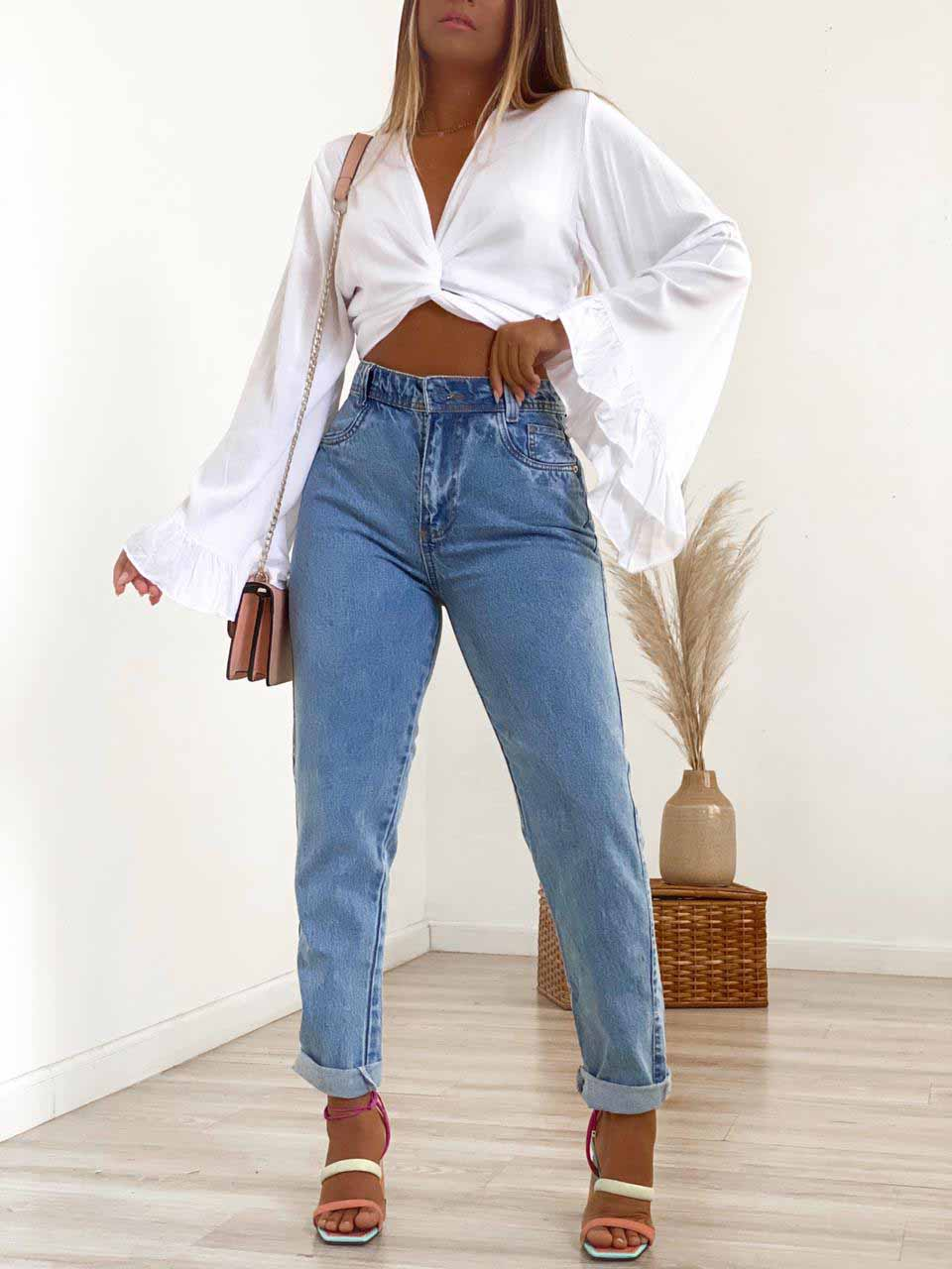 Calça Jeans Katia