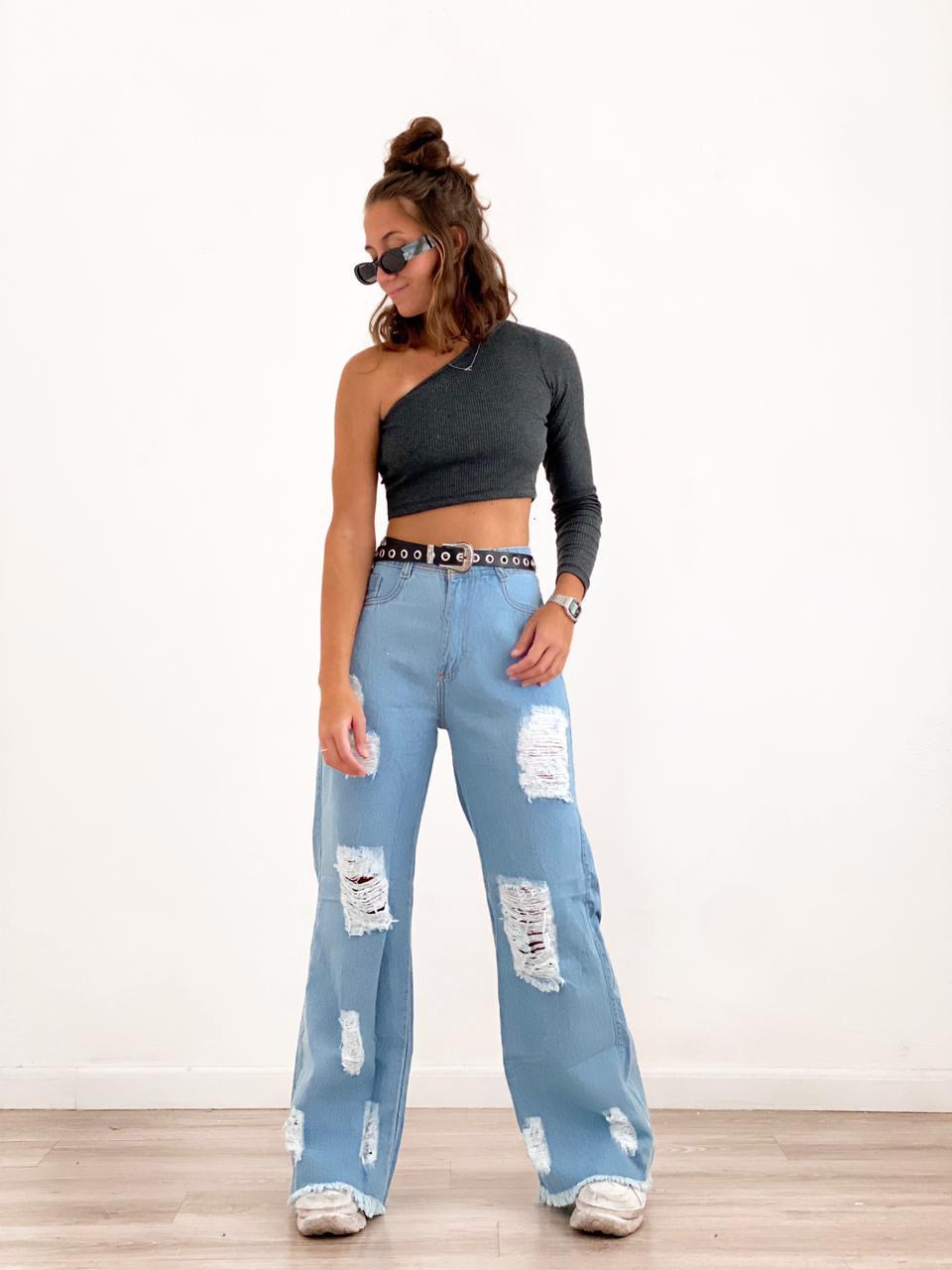 Calça Jeans Michele