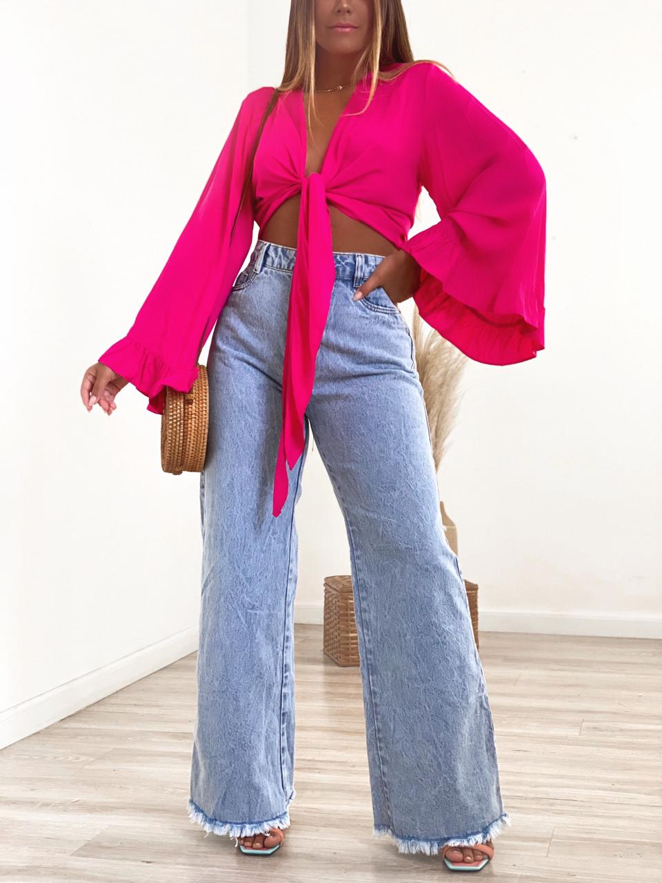 Calça Jeans Talita