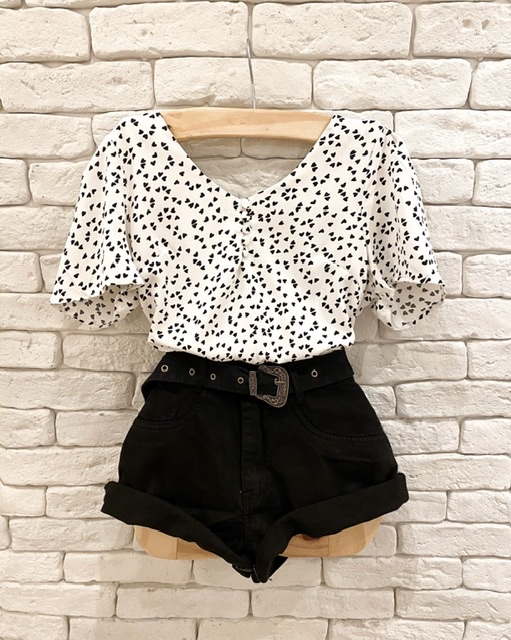 SHORT JEANS ANABEL