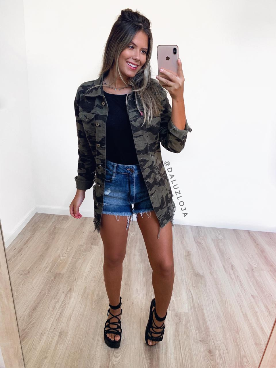SHORT JEANS BIA