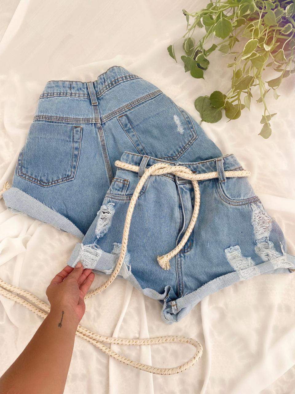 Short Jeans Corda
