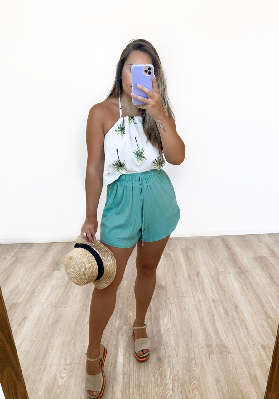 Short Viscolinho Mariana