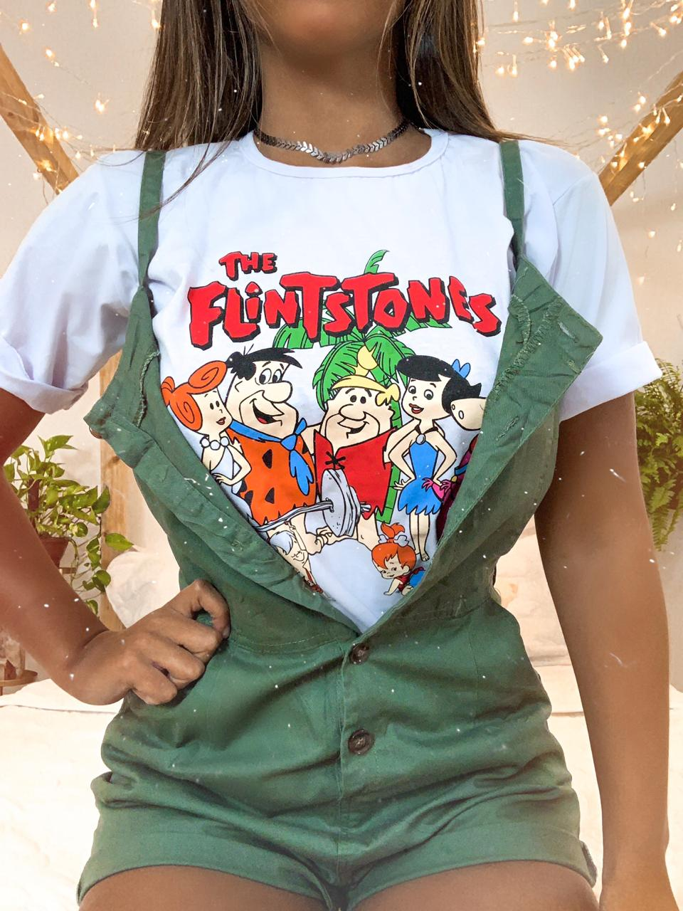 @T-SHIRT FLINTSTONES