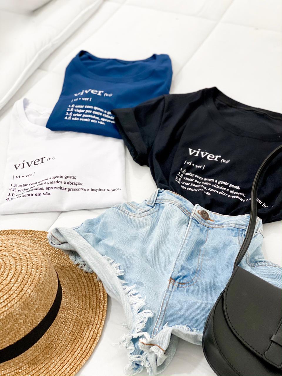 T-shirt Viver