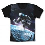 Camisa Personalizada - Astronauta
