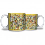 Caneca Personalizada - Simpsons