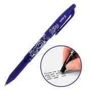 Caneta Escreve e Apaga 0,7mm Esferográfica Azul Frixion Pilot