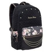 Mochila 13046 Note Summer Bloom TN Bolsas