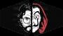 Máscara de Proteção - Modelo Anatômico - La Casa de Papel - Professor e Dalí