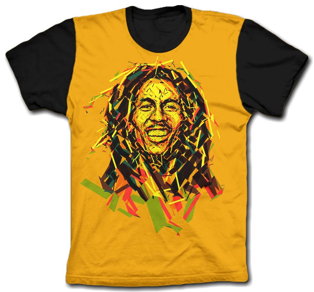 Camisa Personalizada - 11/05 Dia Nacional do Reggae