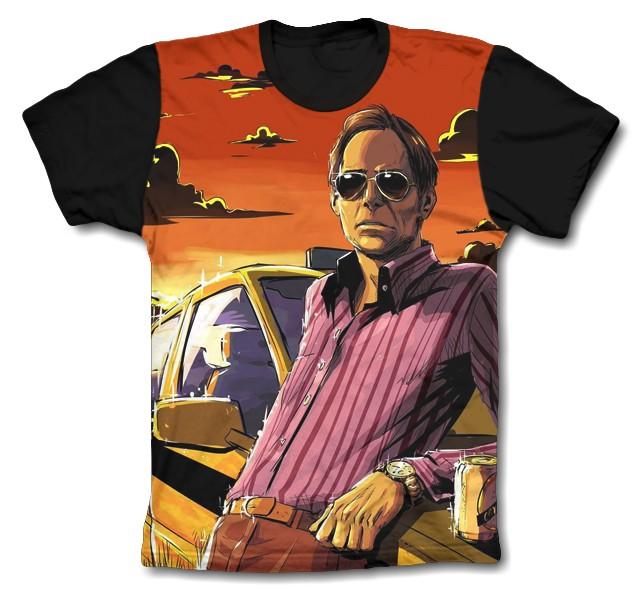 Camisa Personalizada - Algustinho Taxi