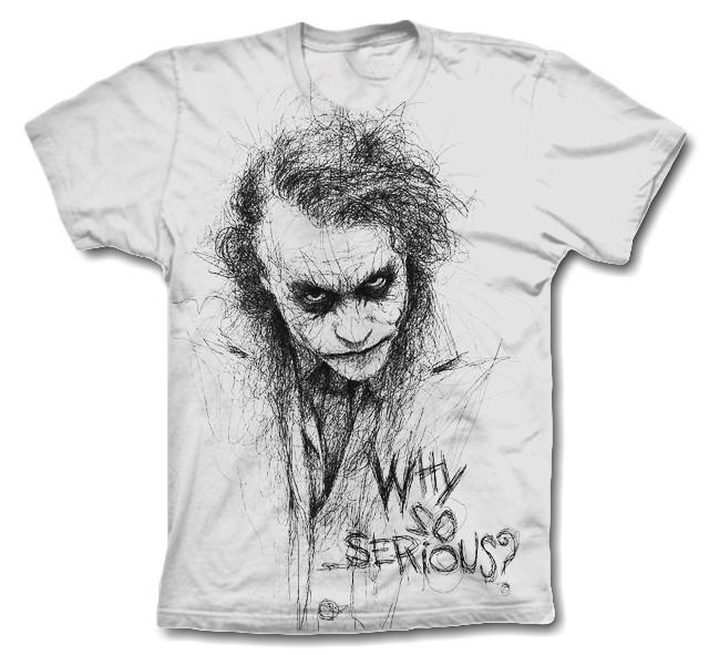 Camisa Personalizada - Coringa