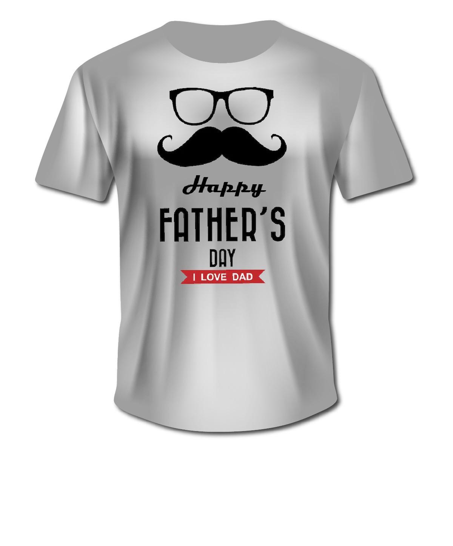 Camisa Personalizada - Feliz Dia Dos Pais