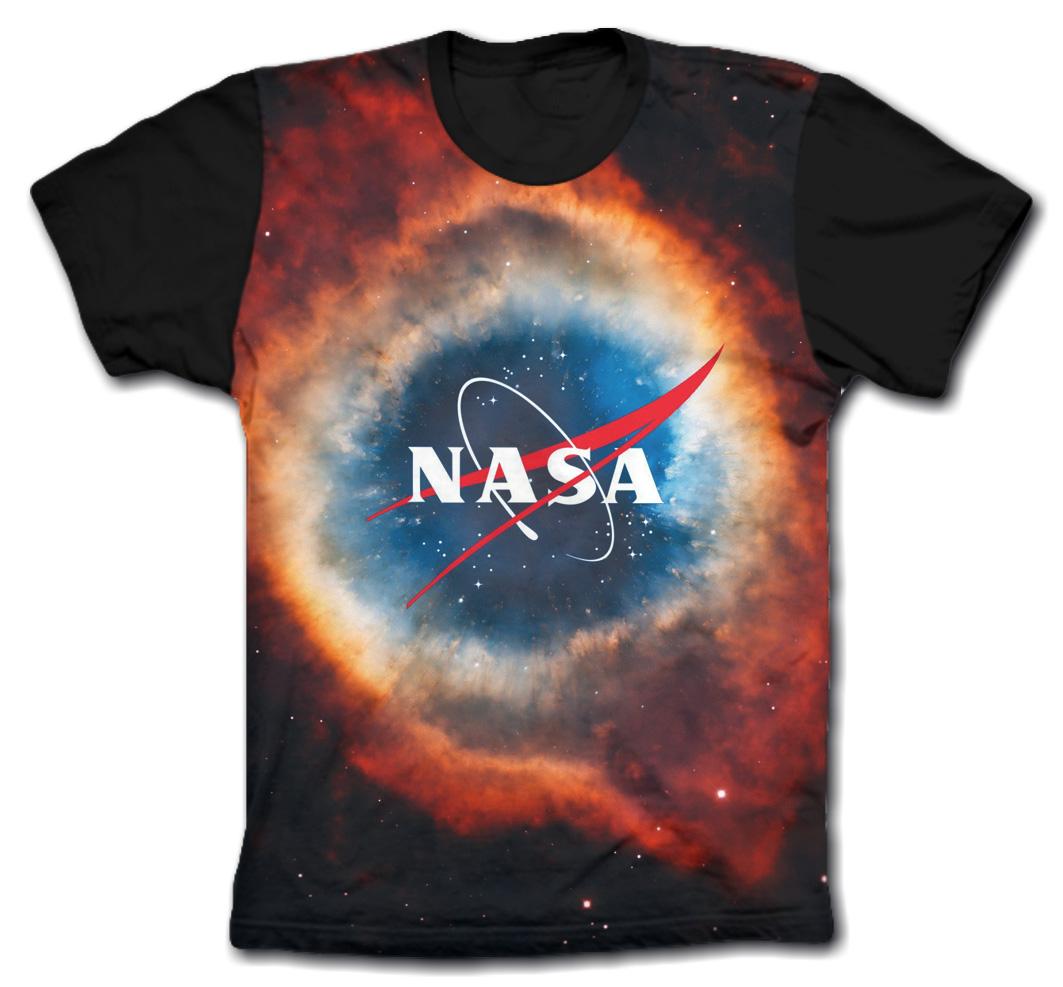 Camisa Personalizada - NASA - Eye of God Nebula