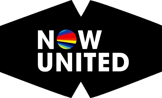 Máscara de Proteção - Modelo Anatômico - Now United