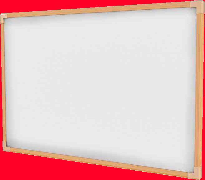 Quadro Branco de Madeira - STALO