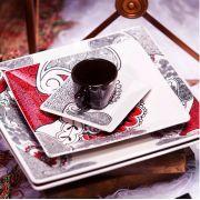 Aparelho de Jantar, Chá e Café Oxford Quartier Boho 42 Peças